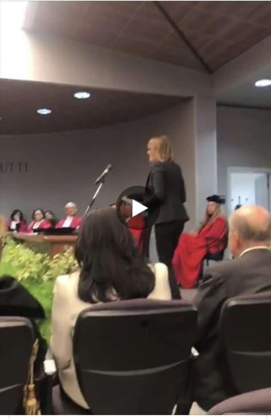 Discorso del Presidente della Camera Civile di Firenze all